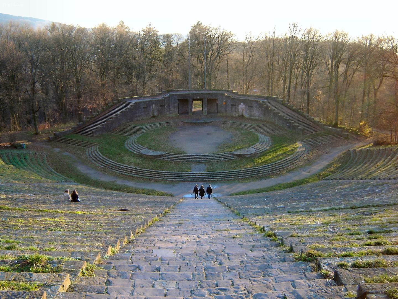 nhà hát ngoài trời của Đức Quốc xã