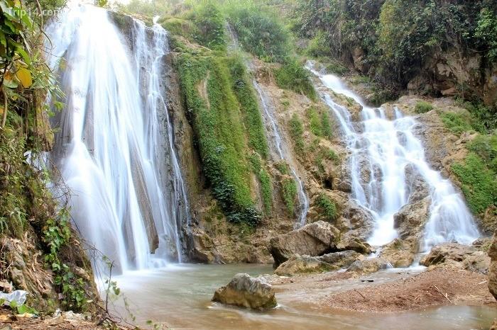 thác nước Gò Lào