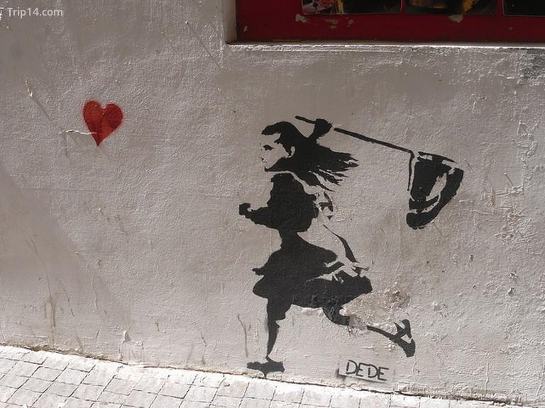 Đuổi theo tình yêu © Nina AJ / Flickr