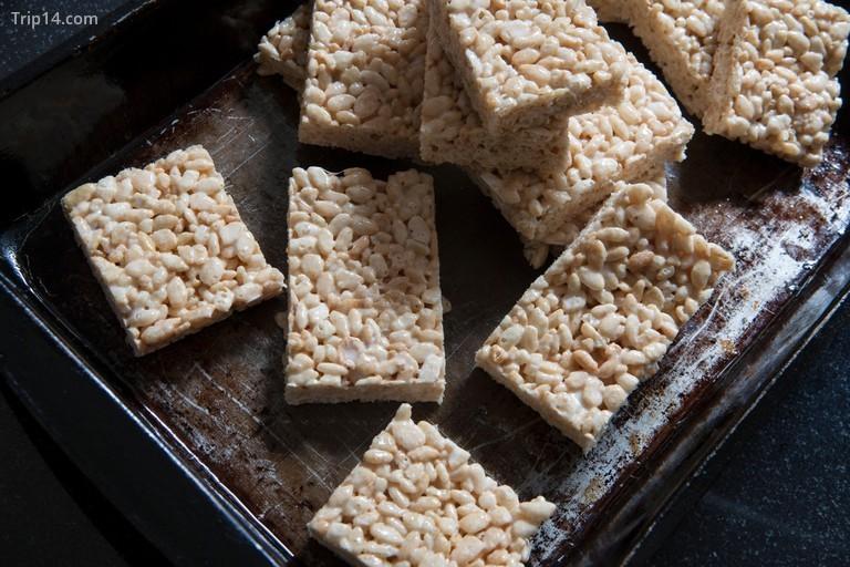Crunchies rất dễ làm