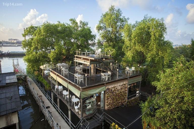 Nhà hàng Reflect, NHÀ BANGKOK TREE, Samut Prakan - Trip14.com