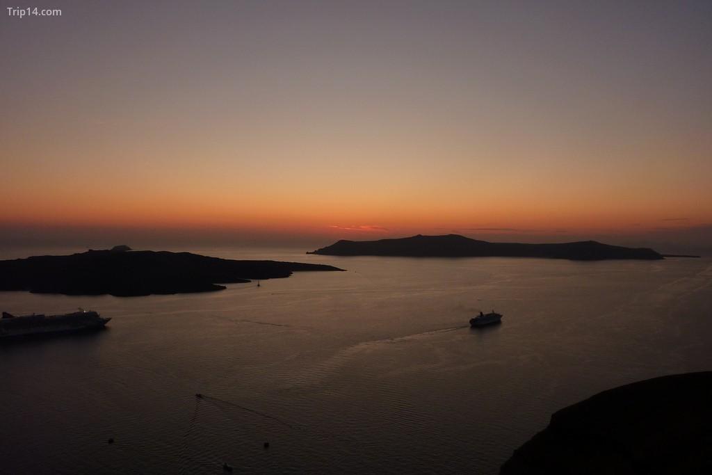 Hoàng hôn Santorini |  © Trưởng khoa / Flickr