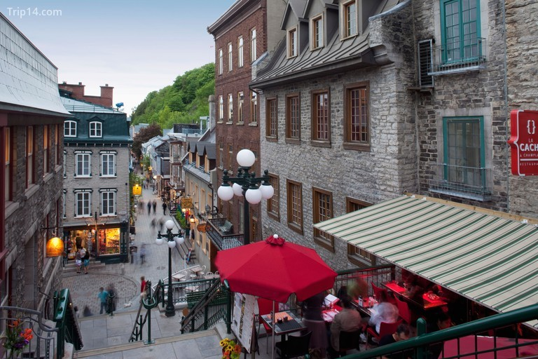 Thành phố Quebec, Quebec