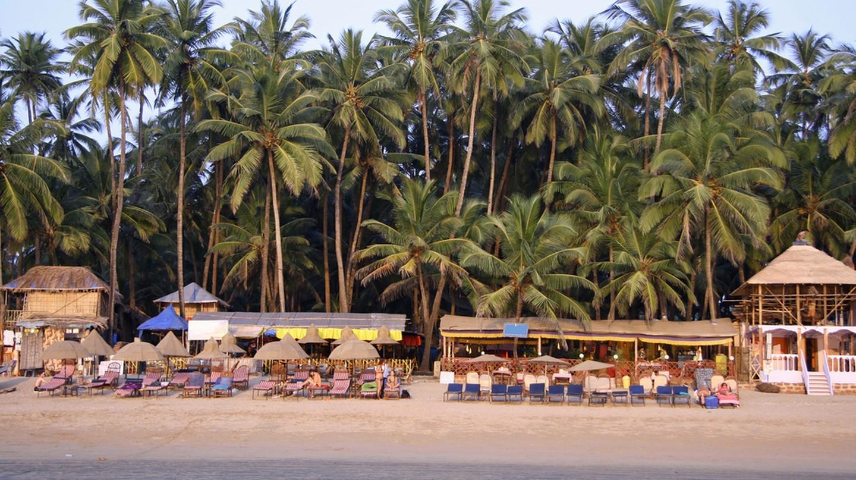 Goa - một trong những điểm đến du lịch ưa thích nhất của Ấn Độ