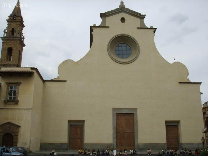 Vương cung thánh đường Santa Spirito