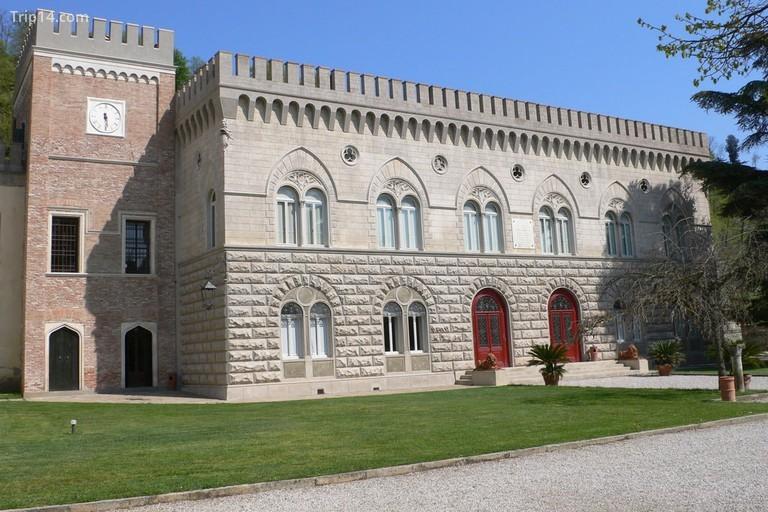 Lâu đài Lispida