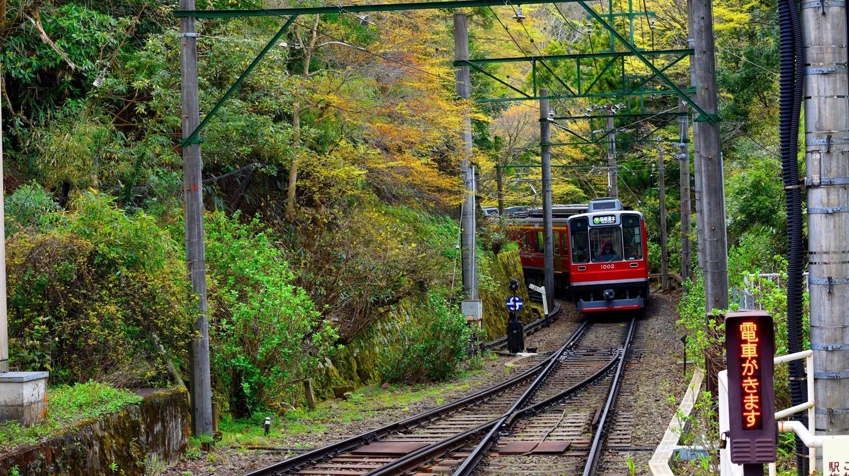 Những tuyến đường tàu đẹp nhất ở Nhật Bản
