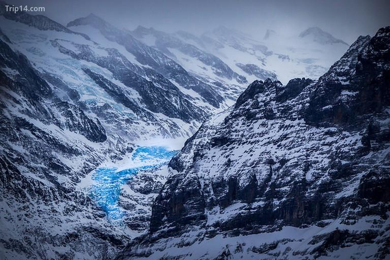 Dãy núi Alps từ trên cao: Bản giao hưởng của hội nghị thượng đỉnh (2013) - Trip14.com