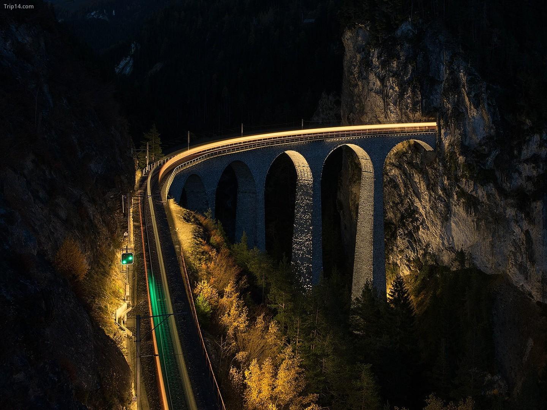 Cầu cạn Landwasser    