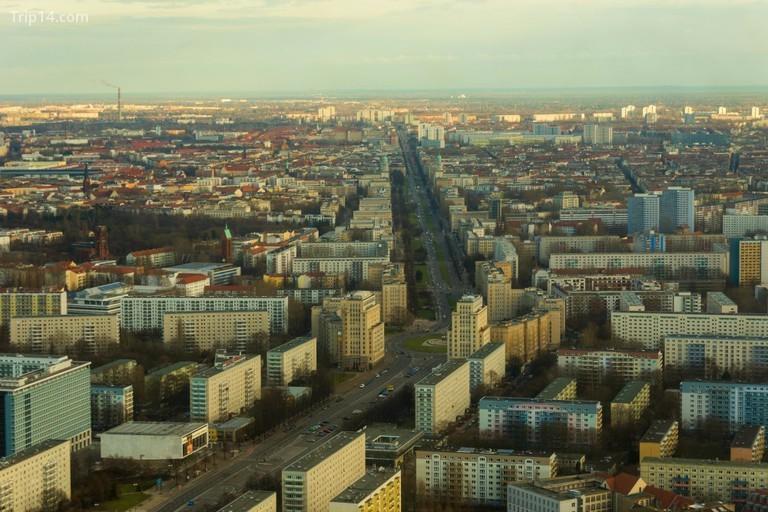 Quang cảnh từ Tháp truyền hình / © A.Savin Wikicommons