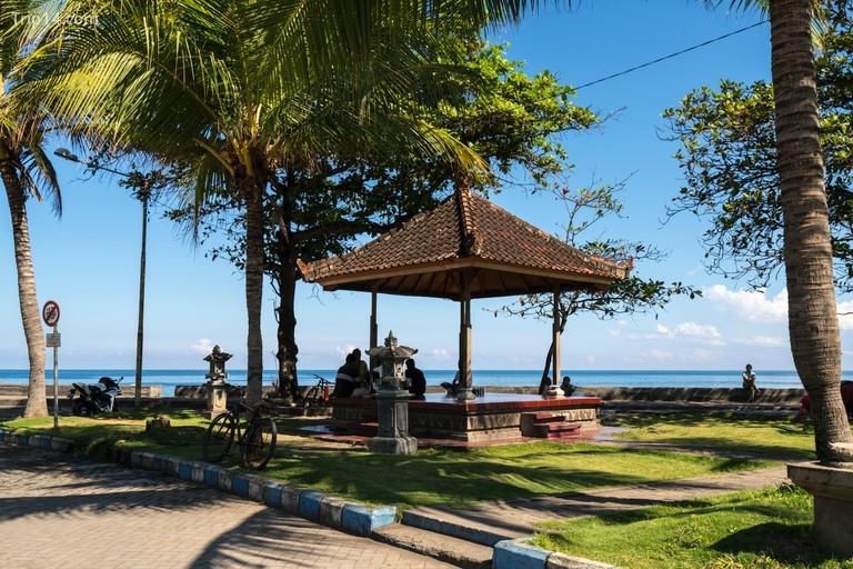 Singaraja, ở phía bắc, là một nơi lạnh giá, nơi bạn có thể thư giãn và nạp năng lượng © Christine Gates / Alamy Kho ảnh