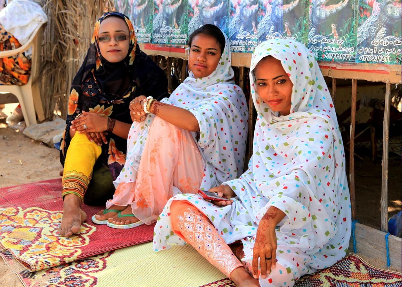 Người Afro-Iran ở Hormozgan, Đảo Qeshm